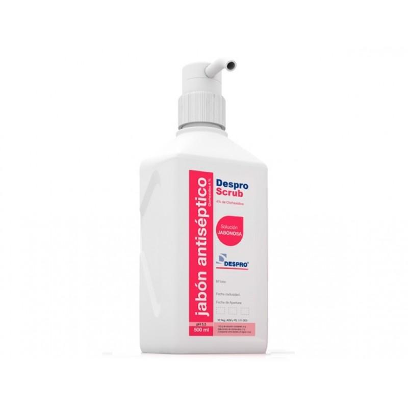 El jabón antiséptico y su función en el botiquín