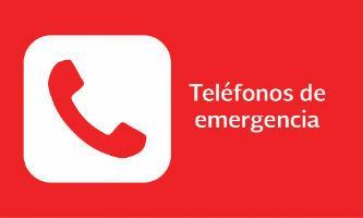 Mantén una lista de teléfonos de emergencia en tu botiquín